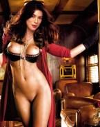 Jaime Murray Lingerie Nude Body Fake 001