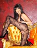 Jaime Murray Lingerie Vagina Nude Fake 001
