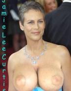 Jamie Lee Curtis Busty Flashing Boobs Nudes 001