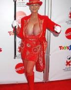 Jamie Lee Curtis Huge Breasts Red Carpet 001