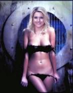 Jeanette Biedermann Lingerie Naked 001