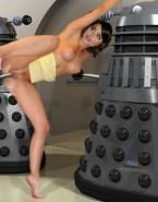 Jenna Louise Coleman Boobs Sex Toy Nsfw Fake 002