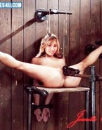 Jennette McCurdy Bondage Porn Fake-002