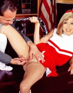 Jennette McCurdy Pussy Fingering Fake-003