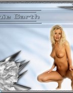 Jennie Garth Breasts Vagina Legs Spread Fake 001