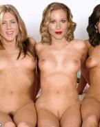Jennifer Aniston Boobs Lesbian Nsfw 001