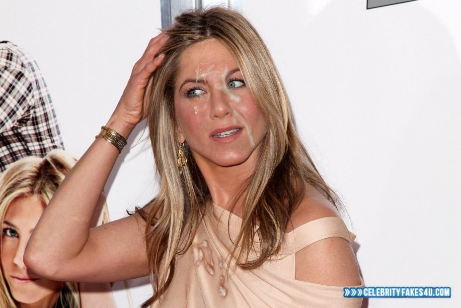Will know, Jennifer aniston porn cum remarkable, the