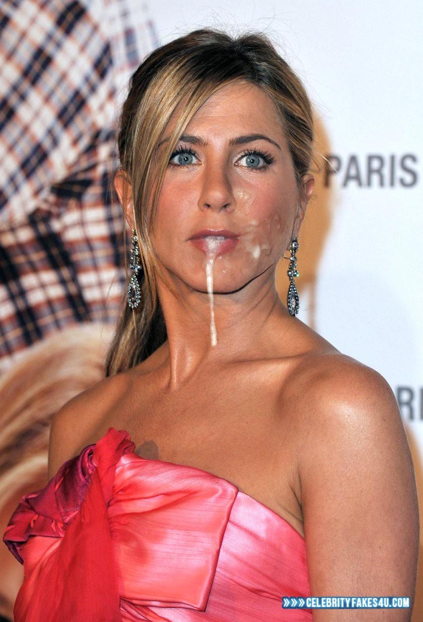 Jennifer Aniston Facial Swallows Cum Porn 001 Â« Celebrity ...