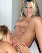 Jennifer Aniston Gets Her Ate Tight Pussy 001