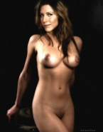 Jennifer Aniston Horny Breasts Porn 002