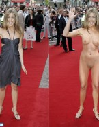 Jennifer Aniston Naked Body Public 001