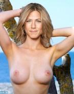 Jennifer Aniston Nude Tits 001