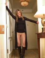 Jennifer Aniston Pantieless Naked 001