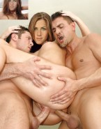 Jennifer Aniston Double Penetration Sex 013