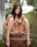 Jennifer Carpenter Nice Tits Spread Pussy 001