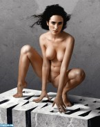 Jennifer Connelly Legs Spread Nudes 001