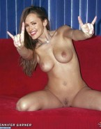 Jennifer Garner Breasts Fake 001