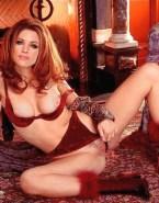 Jennifer Garner Breasts Panties Aside Naked 001
