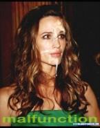 Jennifer Garner Facial Cumshot Nude 001