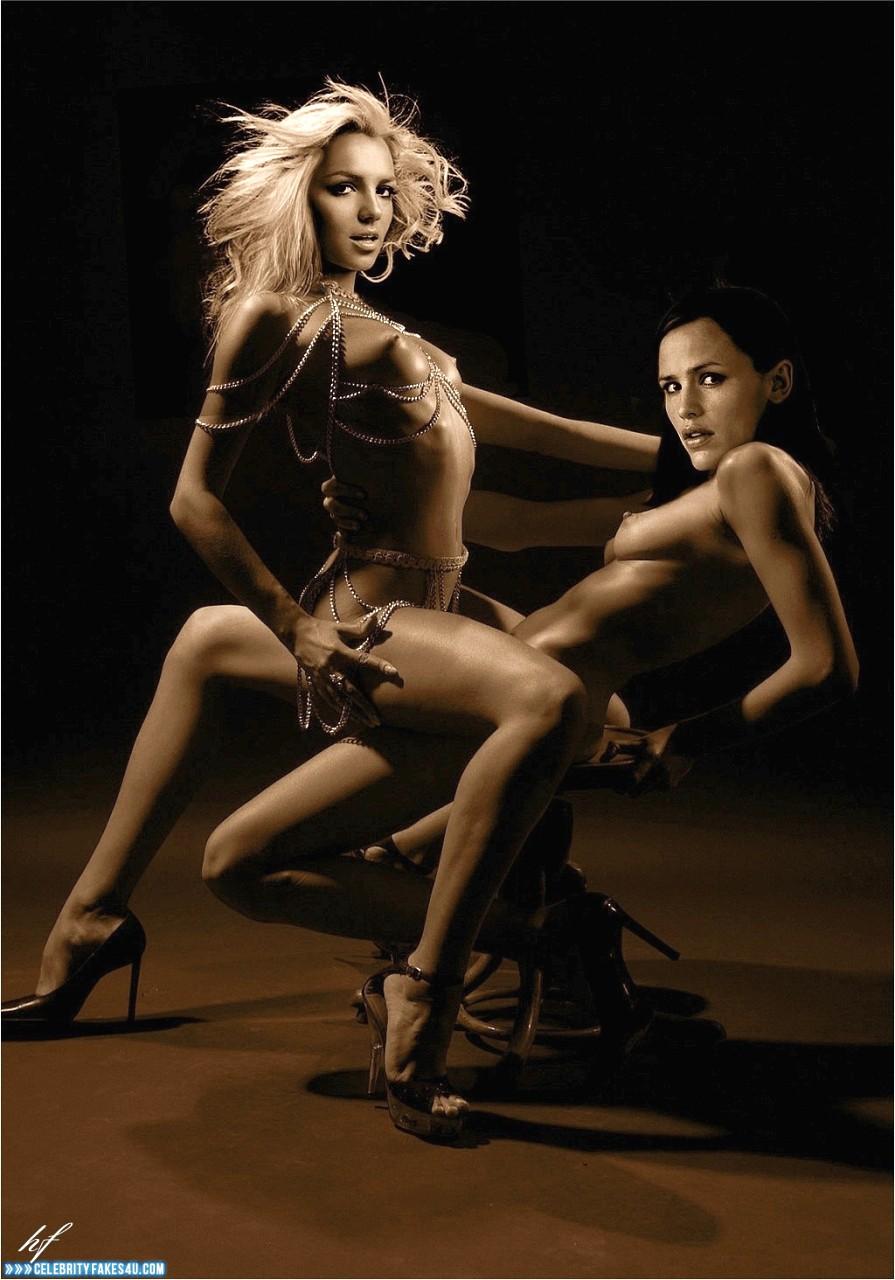 Jennifer Garner Fake, Lesbian, Multi, Porn