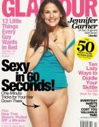 Jennifer Garner Magazine Cover Camel Toe Nsfw 001