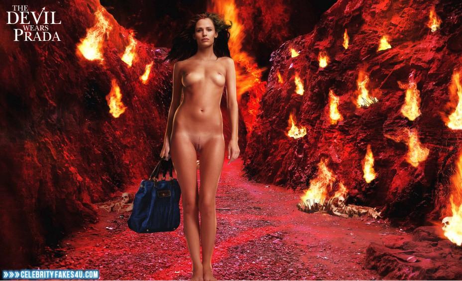 Jennifer Garner Fake, Legs, Naked Body, Series, Tan Lines, Very Nice Tits, Porn