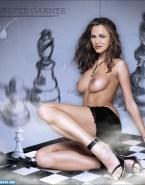 Jennifer Garner Topless Nude 001