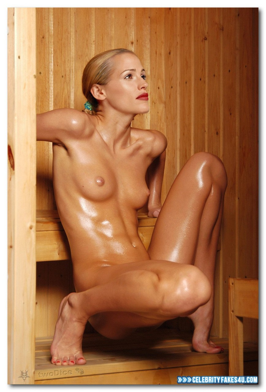 Jennifer Garner Fake, Blonde, Lipstick, Tits, Wet, Porn