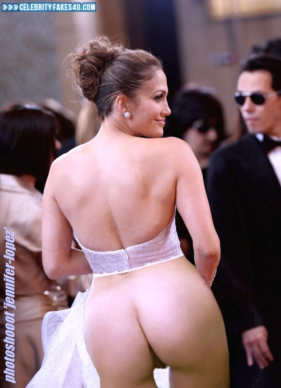 Jennifer Lopez Ass Public 001  Celebrity Fakes 4U-7667