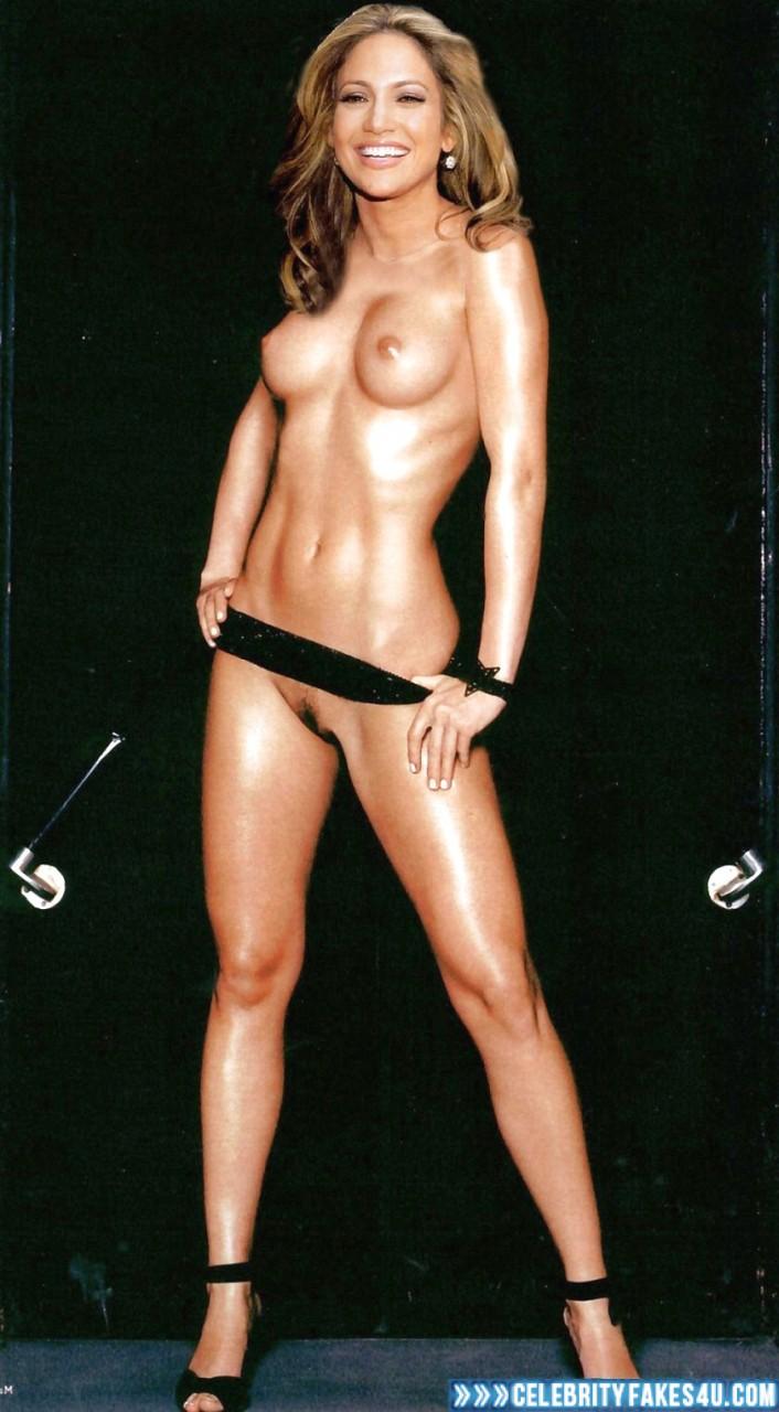 Jennifer Lopez Body Naked-5070