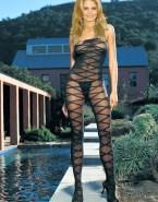 Jennifer Morrison Lingerie G String Naked 001