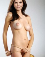 Jennifer Morrison Naked Topless 001