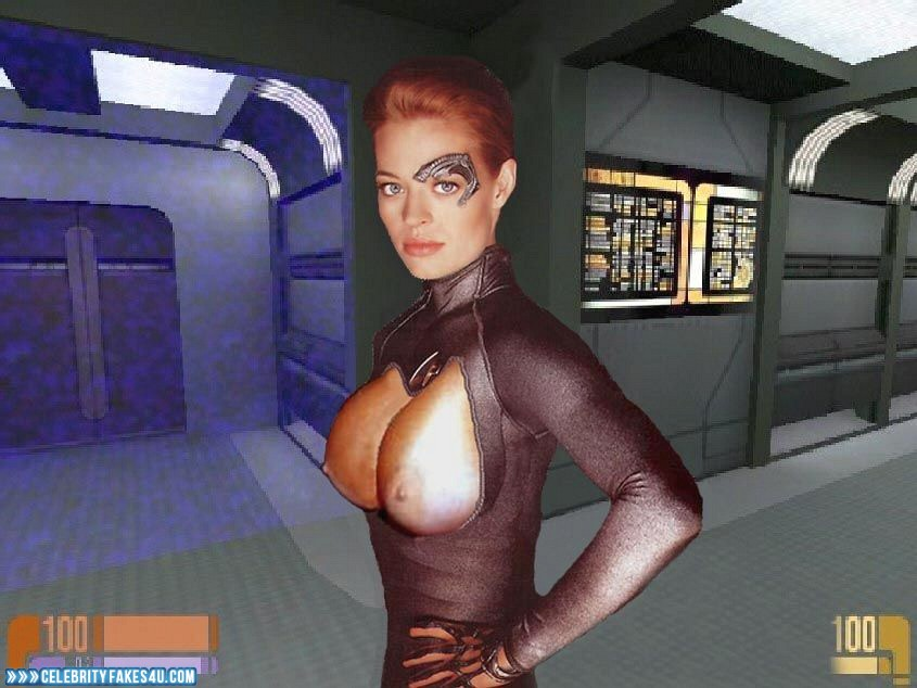 Seven Of Nine Star Trek Cosplay Erotica