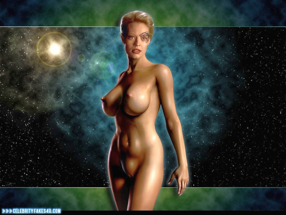 Opinion women nude the the of trek star in agree, this magnificent