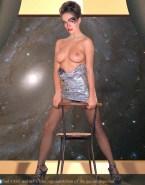Jeri Ryan Stockings Perfect Tits 001