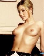 Jessica Biel Feet Tits Nude Fake 001