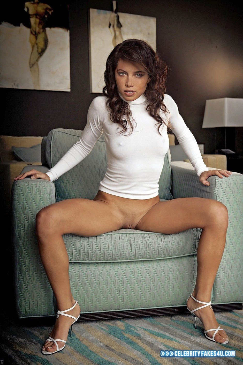 Jessica biel nude vagina me? Certainly