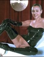 Jessica Ennis Latex Lingerie Naked 001