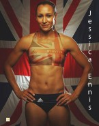 Jessica Ennis See Thru Tits Exposed Naked 001