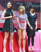 Jessica Jung Public Upskirt Naked 001