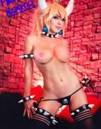 Jessica Nigri Cosplay Topless Nudes 001