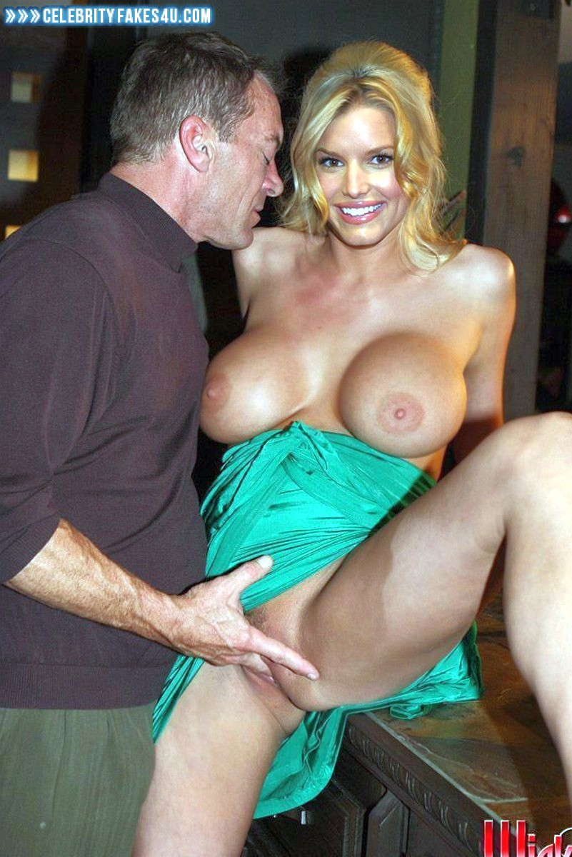 Jessica simpson naked vagina commit