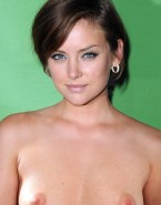 Jessica Stroup Boobs Nude Fake 001