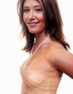 Jewel Staite See Thru Breasts Naked Fake 001