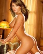 Jewel Staite Sideboob Ass Porn Fake 001