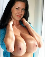 Joely Fisher Big Breasts Boobs Squeezed 001