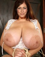 Joely Fisher Huge Breasts Bondage 001