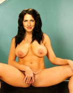 Joely Fisher Legs Spread Pussy Porn 001