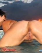 Jordana Brewster Ass Wet Naked Fake 001
