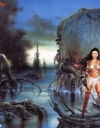 Julia Louis Dreyfus Nude Toon Fake 001
